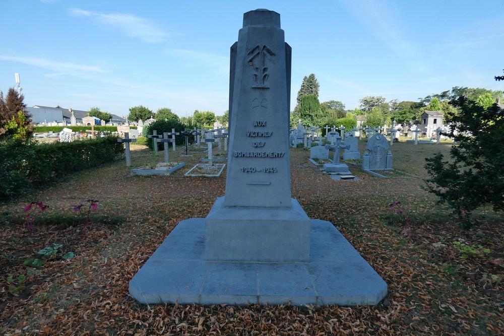 Belgian War Graves Saint Servais