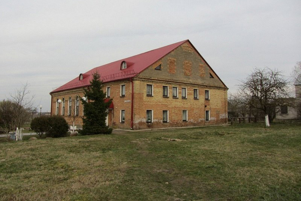 Former Jewish Ghetto Radun