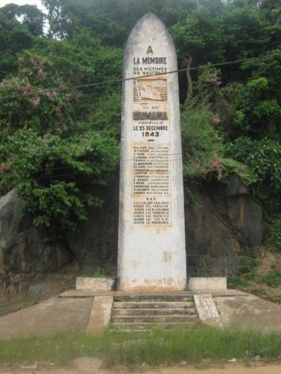 Memorial S.S. Dumana