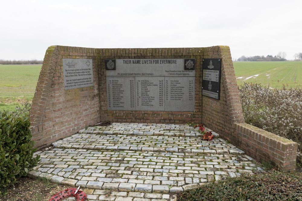 Monument Geallieerde Militairen
