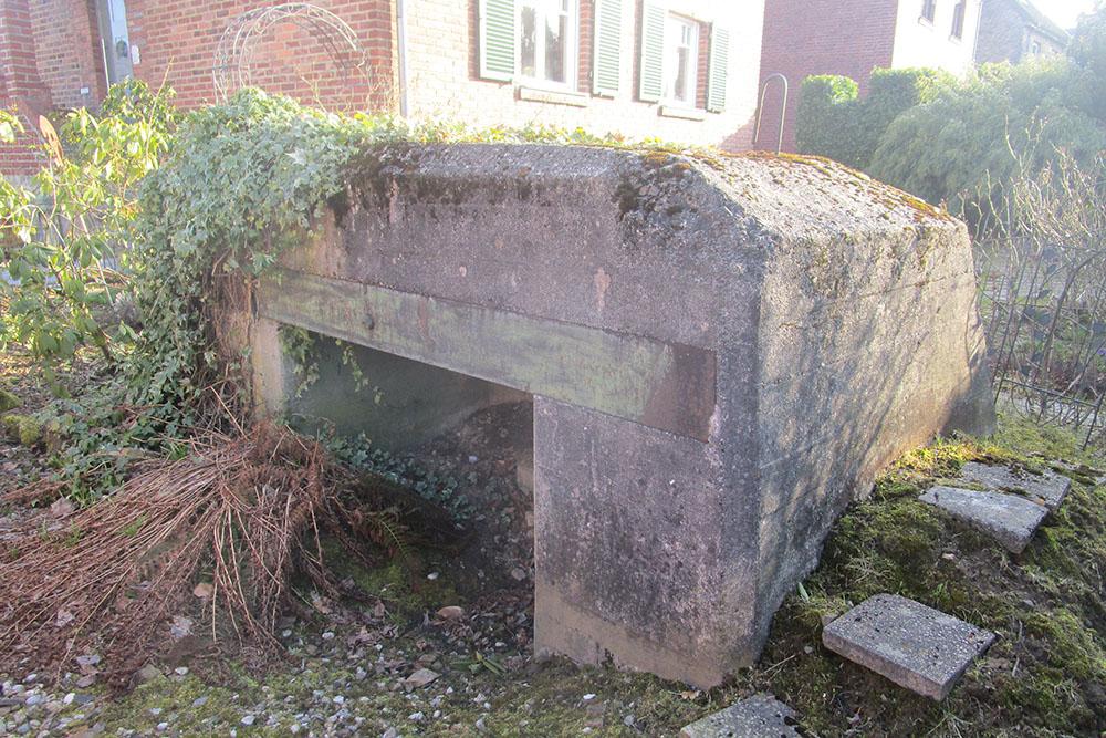 Westwall - Bunker Oberforstbach