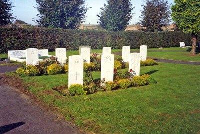 Oorlogsgraven van het Gemenebest Sleaford Cemetery