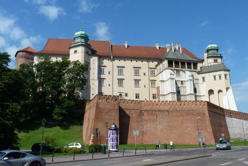 Koninklijk Kasteel Wawel