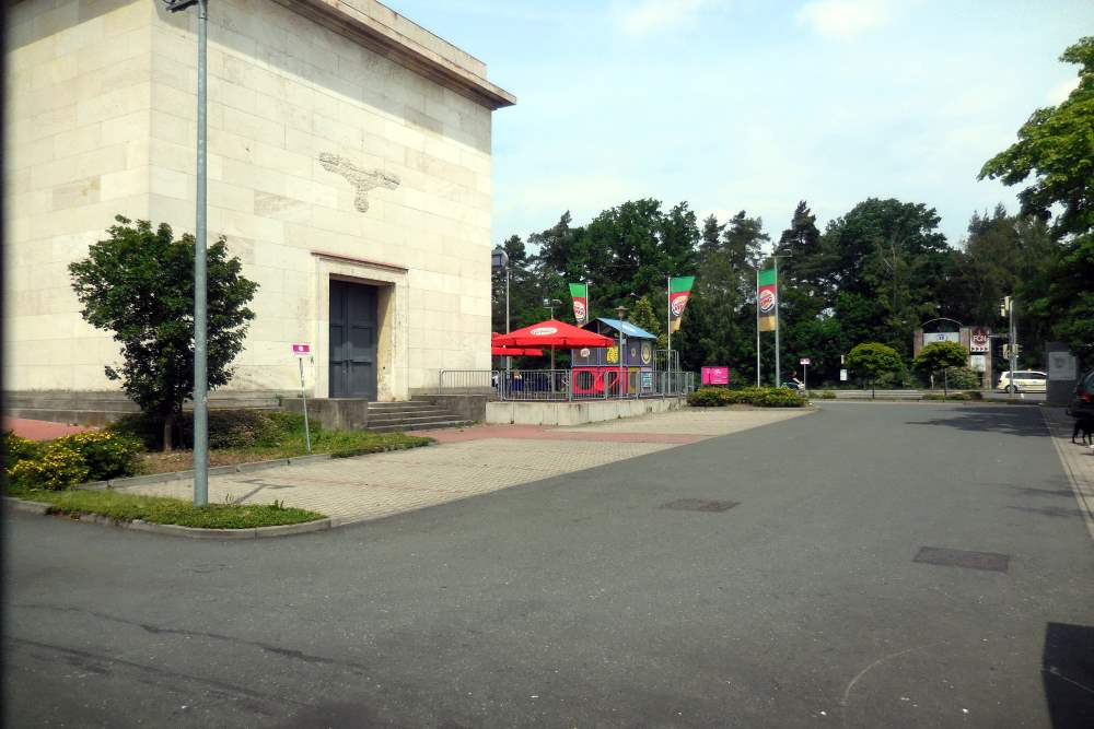 Trafostation Nazi Party Rally Grounds