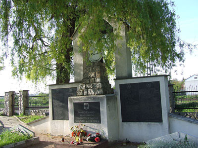 Russische & Poolse Oorlogsgraven Proszowice