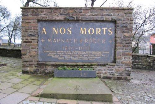 War Memorial Marnach
