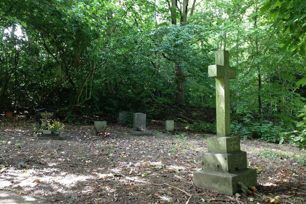 Oorlogsgraven van het Gemenebest Kidsgrove Church Cemetery