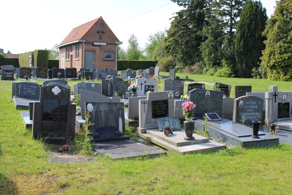 Veteran War Graves Grimbergen Lint
