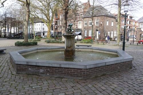 Remembrance Fountain Women of Roermond