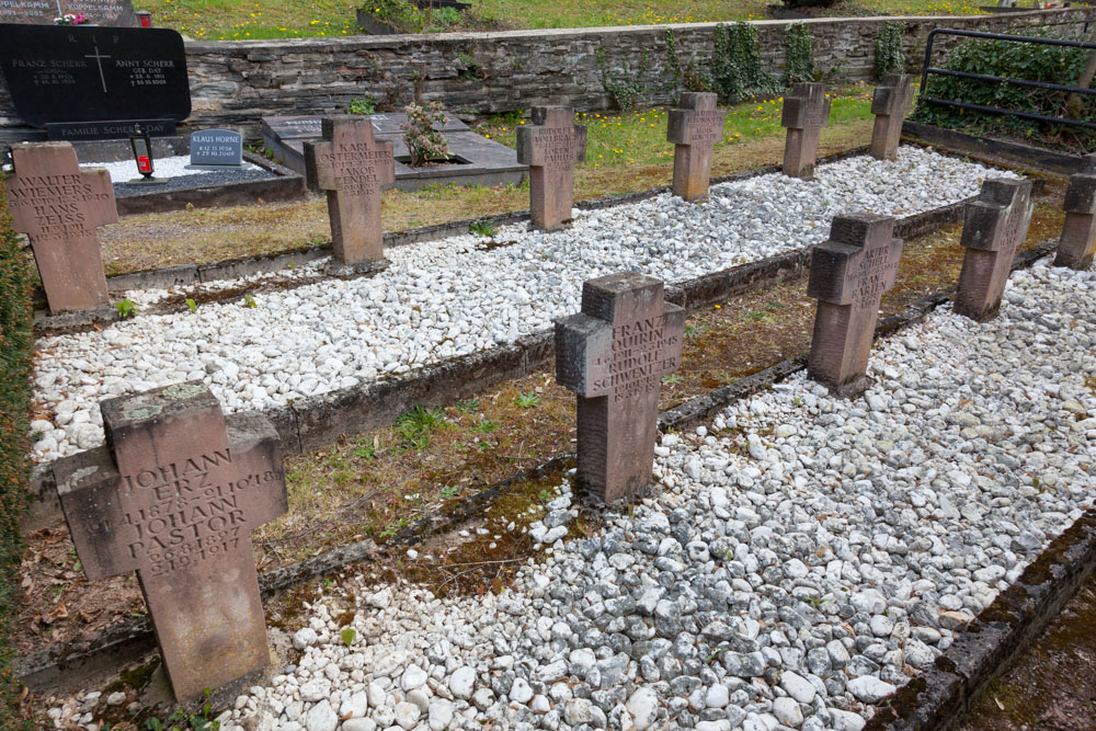 German War Graves Bernkastel - Bernkastel-Kues - TracesOfWar.com