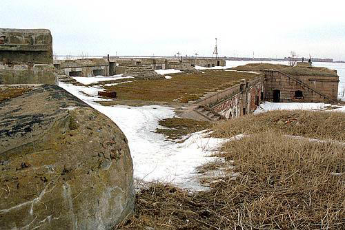 Kronstadt Fortress - Southern Fort (