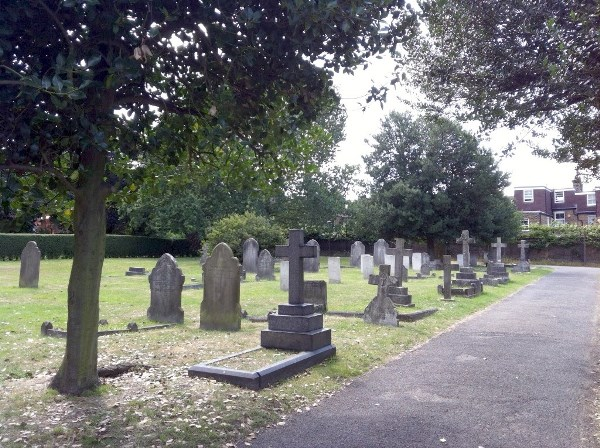 Oorlogsgraven van het Gemenebest Greenwich Royal Naval Cemetery