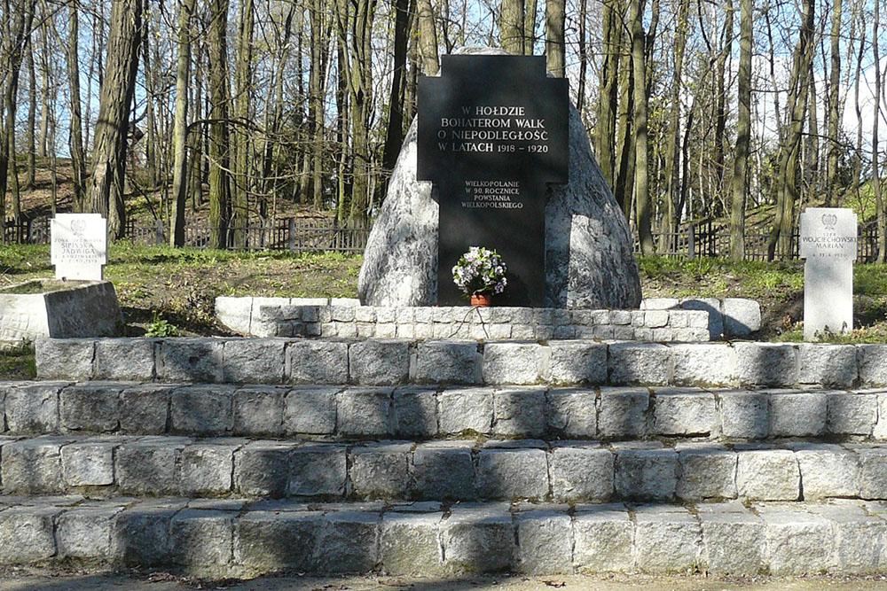Memorial Fallen 1918-1920