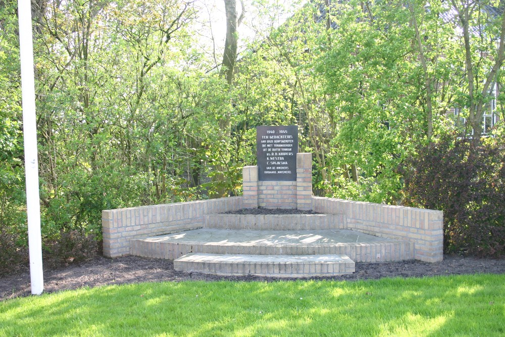 War Memorial Birdaard