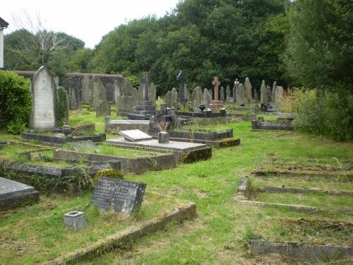 Oorlogsgraven van het Gemenebest Ebenezer Calvinistic Methodist Chapelyard