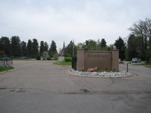 Oorlogsgraven van het Gemenebest Fairmount Cemetery