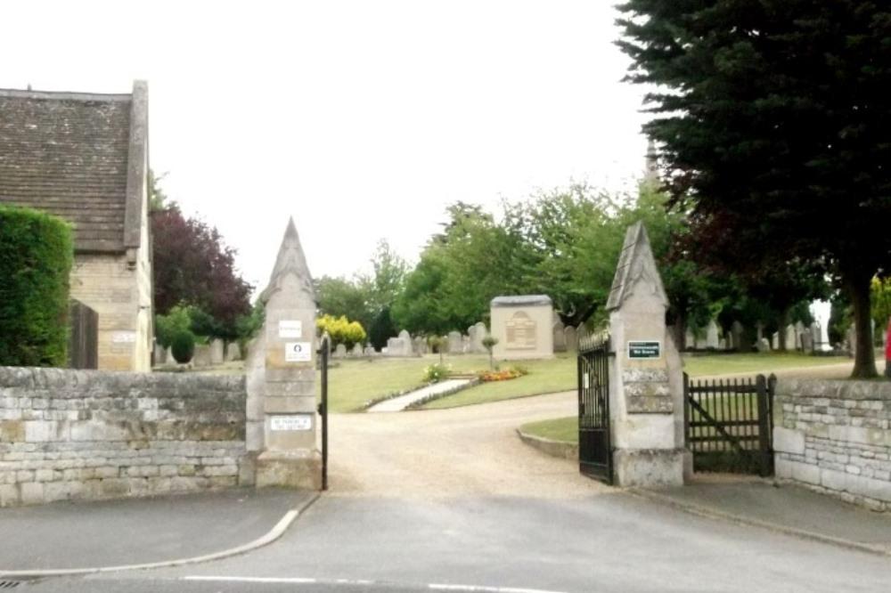 Oorlogsgraven van het Gemenebest Stamford Cemetery