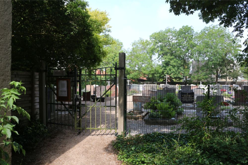 Nederlandse Oorlogsgraven Rooms Katholieke Begraafplaats St. Bavo