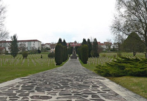 French War Cemetery Bar-le-Duc
