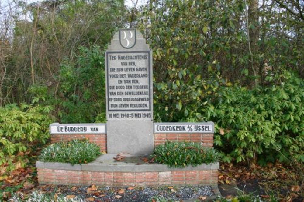War Memorial Ouderkerk aan den IJssel