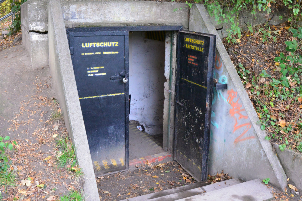 Reichsbahnbunker Cologne-Nippes