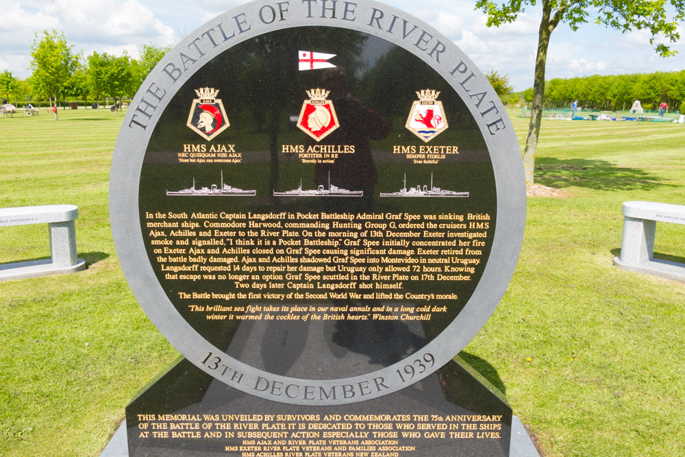 Battle of the River Plate Memorial