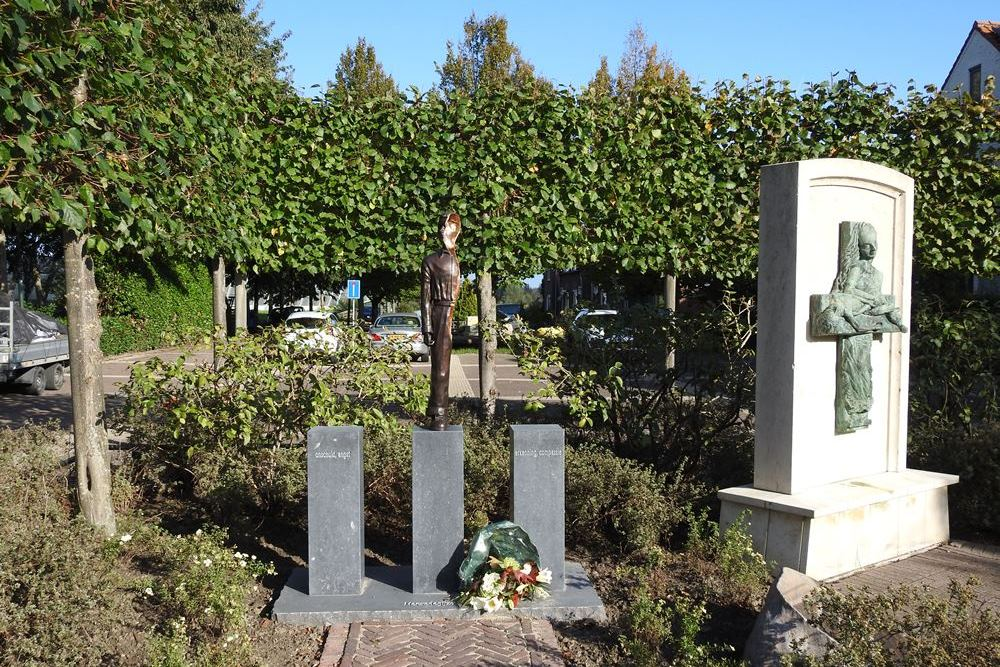 Monument Merwedegijzelaars Hardinxveld-Giessendam