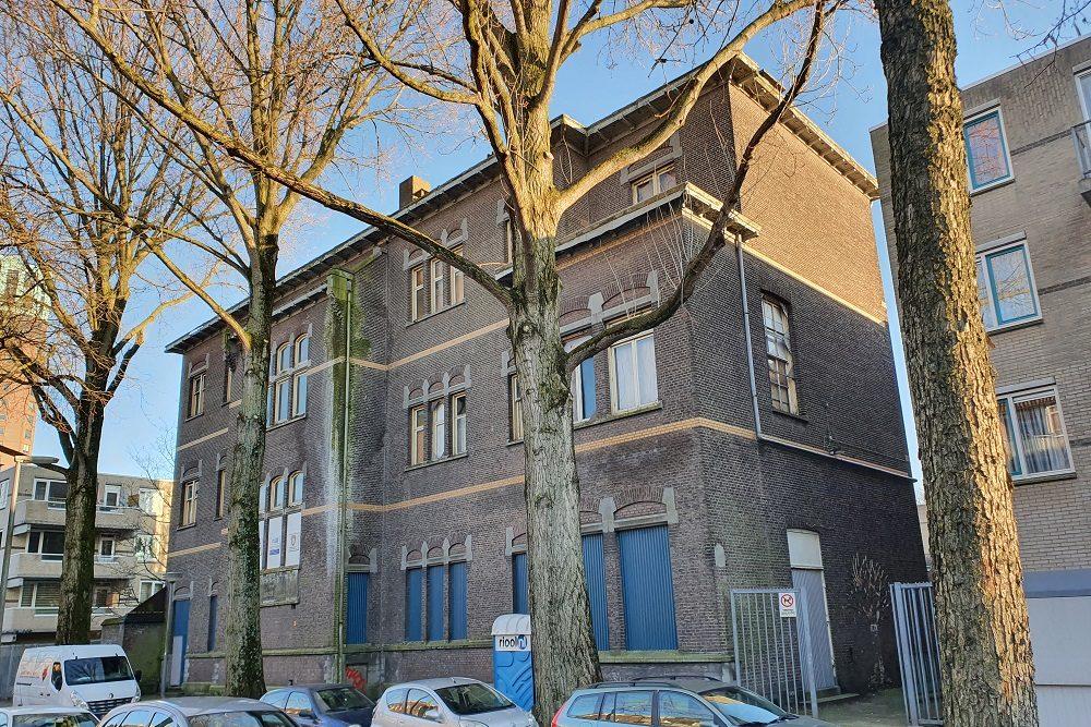 Schoolgebouw Haverlandstraat 12 Rotterdam
