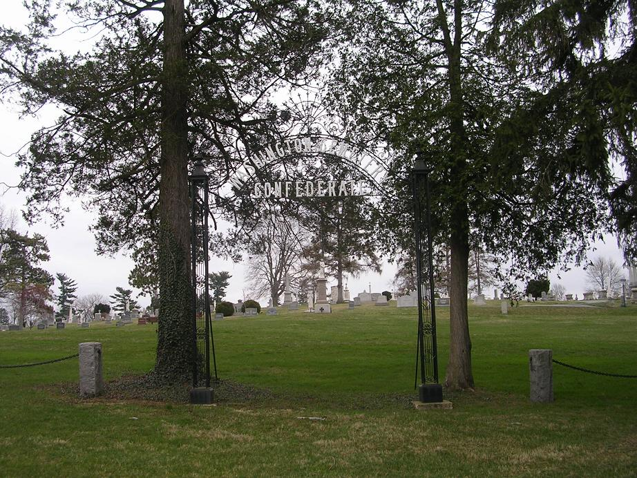 Washington Confederate Cemetery