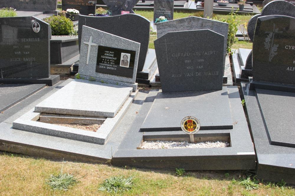 Graven Oudstrijders Bachte
