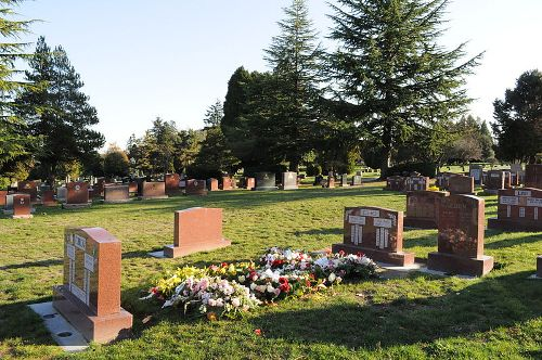 Oorlogsgraven van het Gemenebest Mt Pleasant Cemetery