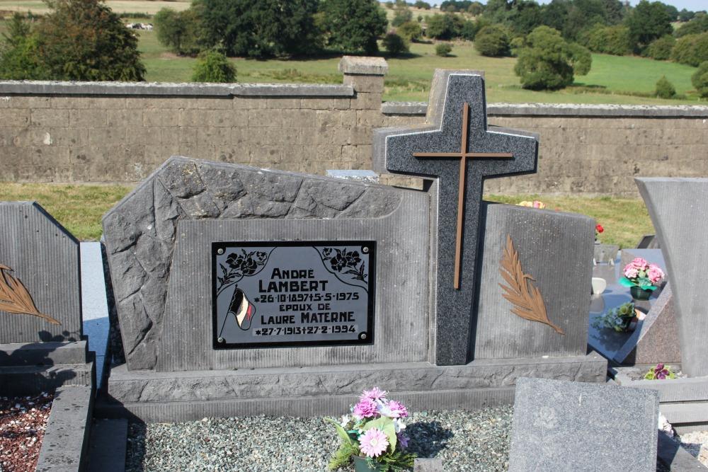 Veteran War Graves Neuvillers