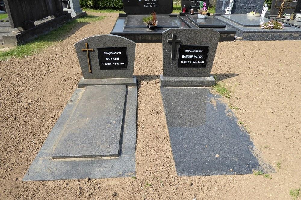 Graves Civilian Victims Bazel