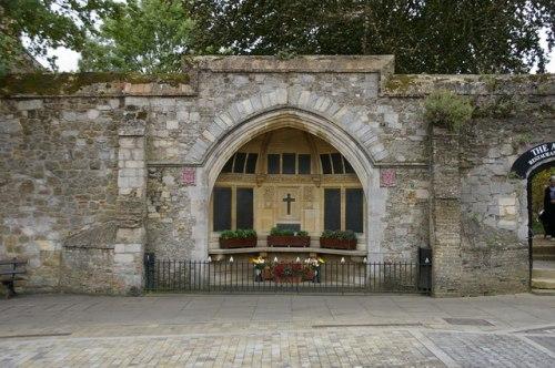 War Memorial Ely