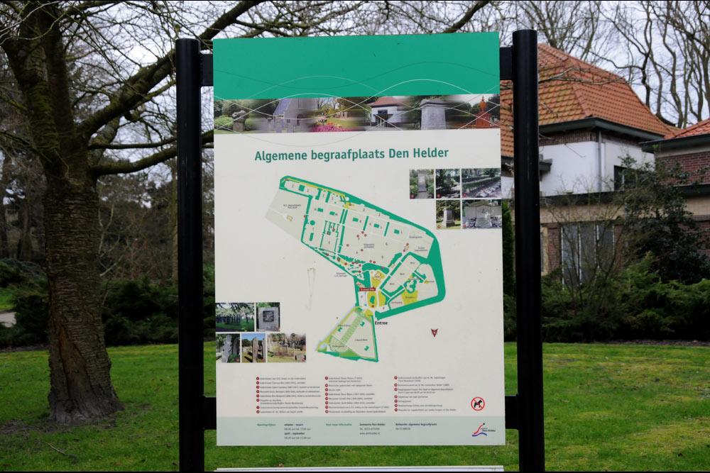 Herdenkingsteksten Joodse Begraafplaats Den Helder Den Helder