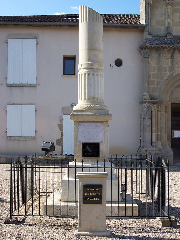 War Memorial Blaignac
