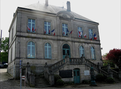 Former Headquarters French Army