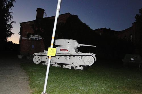 T-62 Light Tank