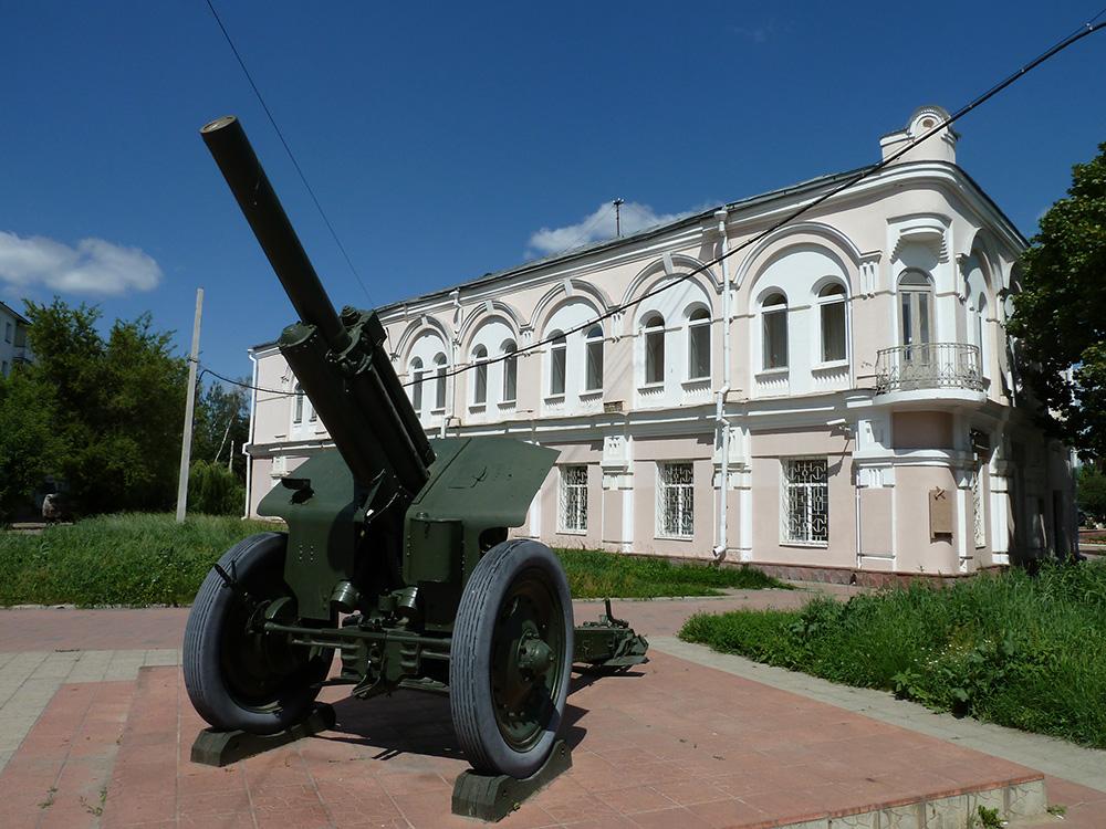 122mm Houwitser M1938 (M-30)