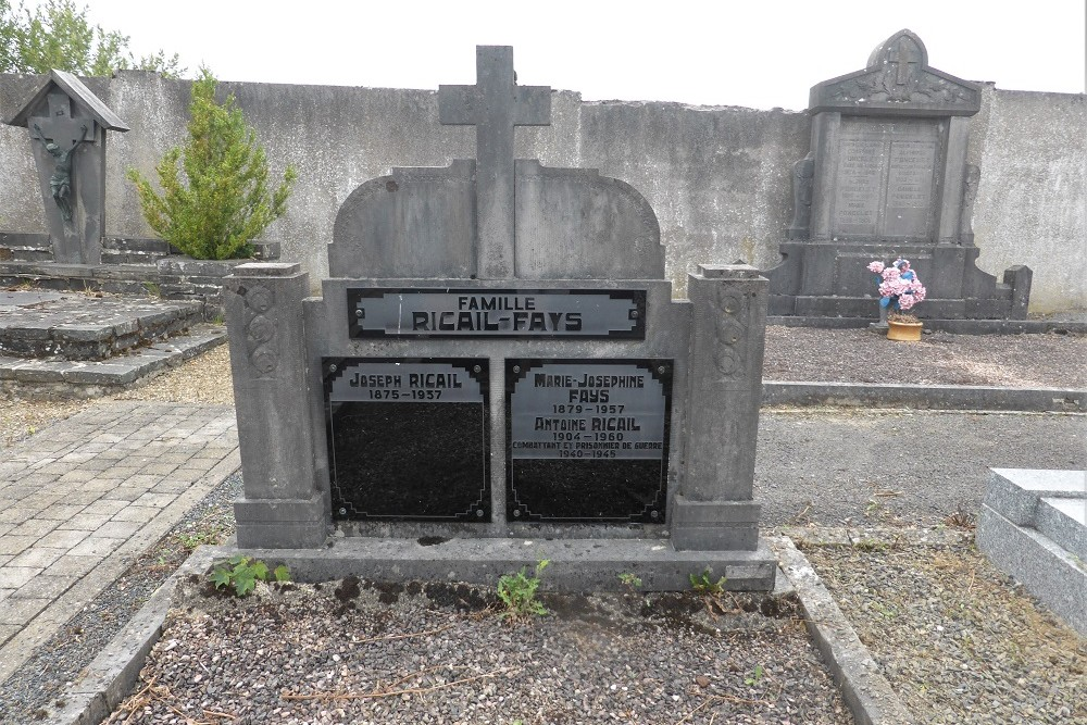 Graven Oud-strijders Offagne