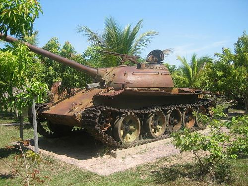 War Museum Cambodja