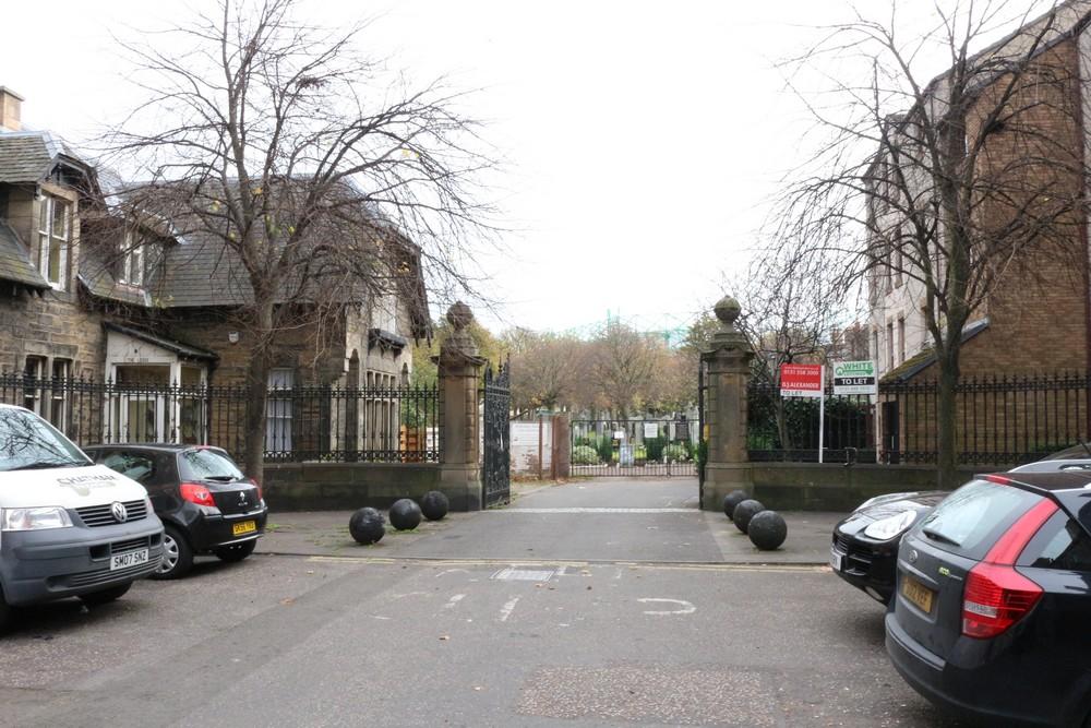 Commonwealth War Graves Edinburgh Eastern Cemetery