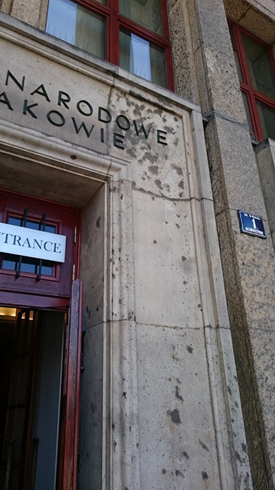 Kogeininslagen Natonaal Museum Krakow