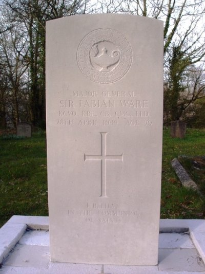 Graf Oprichter Commonwealth War Graves Commission