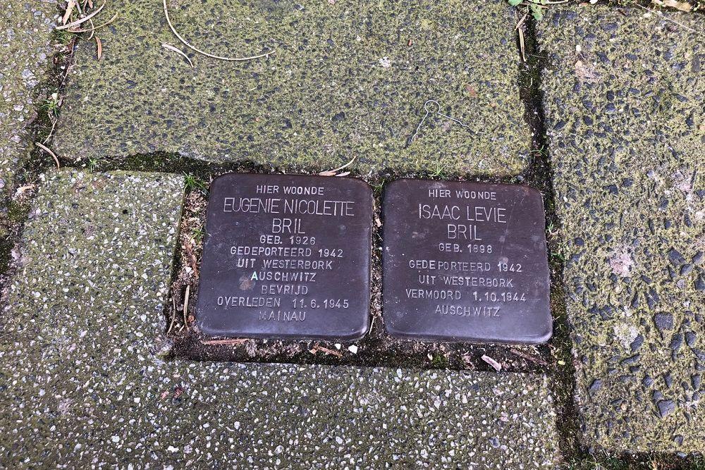 Stumbling Stones Mathenesserlaan 417b