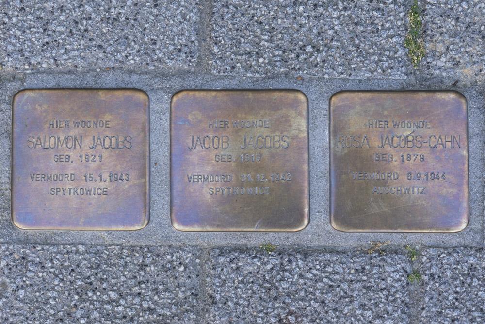 Stumbling Stones Nieuweweg 14