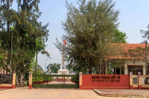 Militaire Begraafplaats Chau Thanh