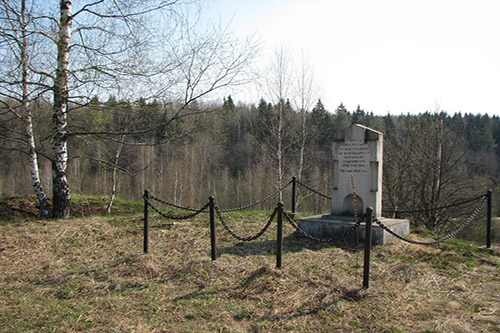 Memorial Fighting 1941-1942