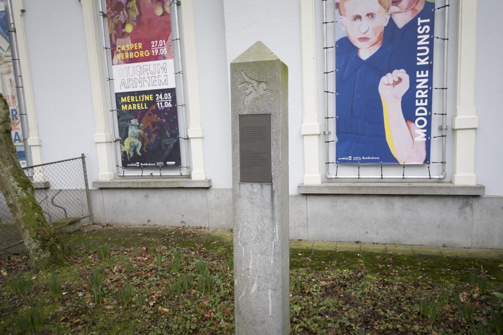 Battle Marker Utrechtseweg
