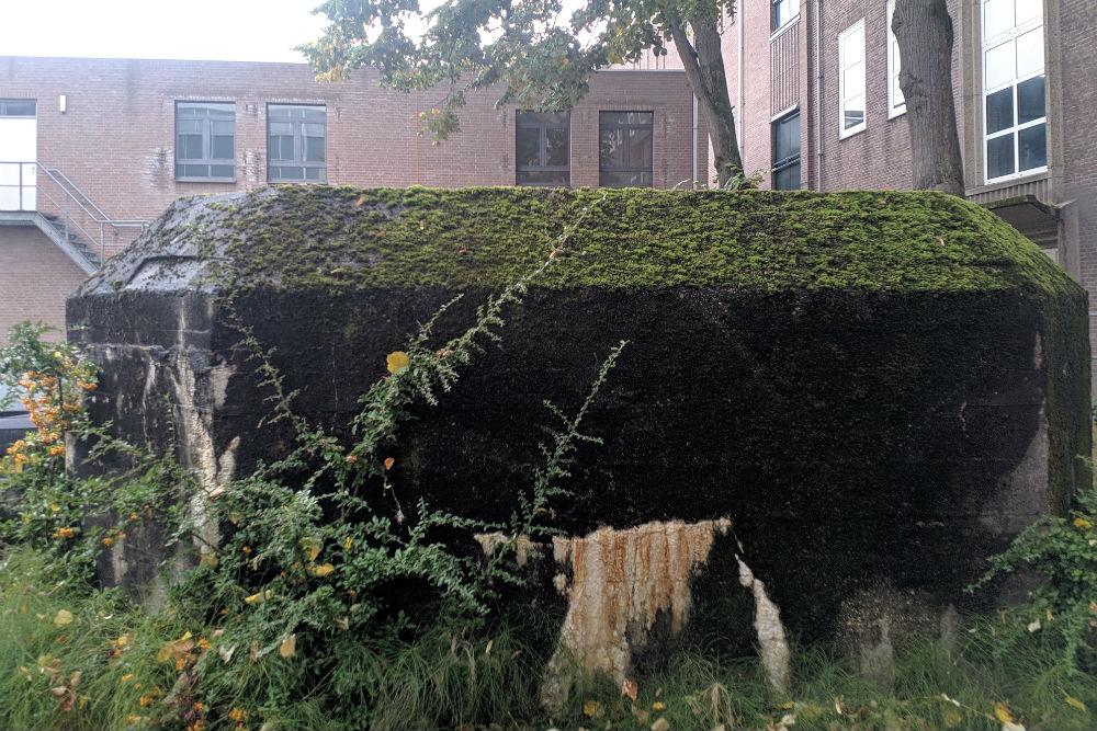 Duitse Bunker Roosendaal